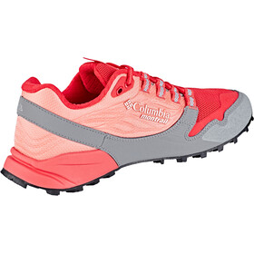 Columbia Alpine FTG Chaussures Femme, red coral/iceberg